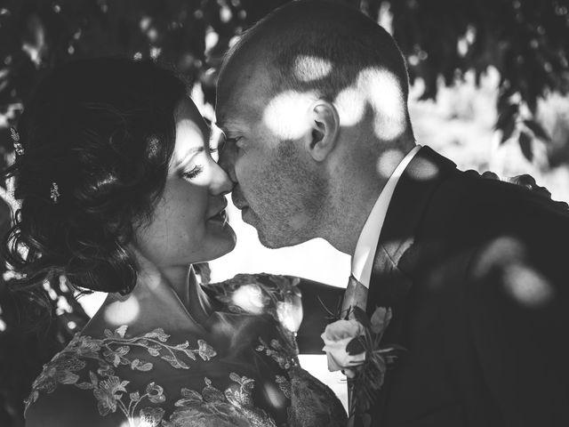 Il matrimonio di Ferdinando e Noemi a Bracciano, Roma 2