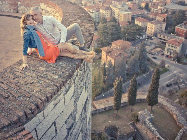 Il matrimonio di Pietro e Silvia a Bione, Brescia 11