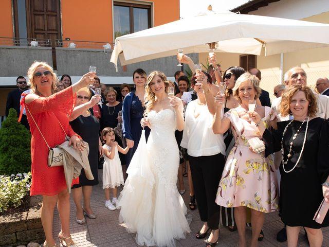 Il matrimonio di Pietro e Silvia a Bione, Brescia 55