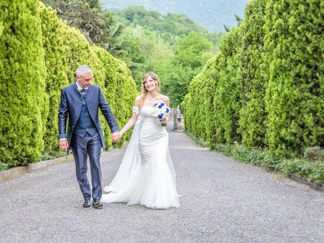 Il matrimonio di Pietro e Silvia a Bione, Brescia 95