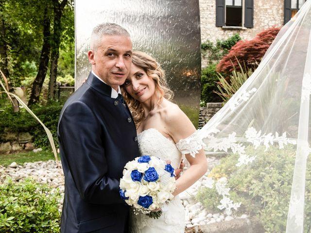 Il matrimonio di Pietro e Silvia a Bione, Brescia 99
