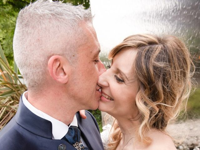 Il matrimonio di Pietro e Silvia a Bione, Brescia 107
