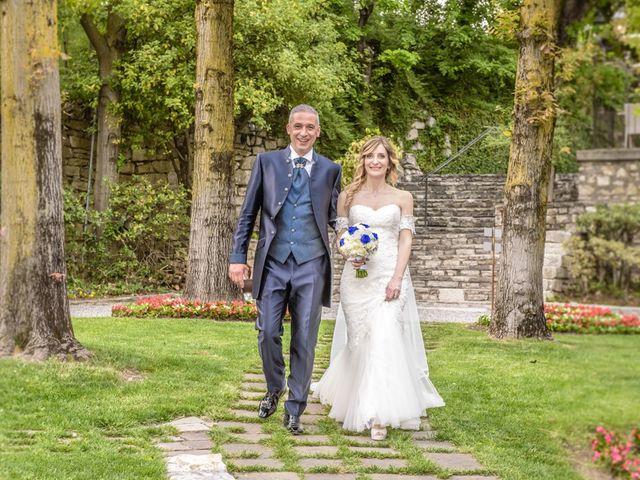 Il matrimonio di Pietro e Silvia a Bione, Brescia 113