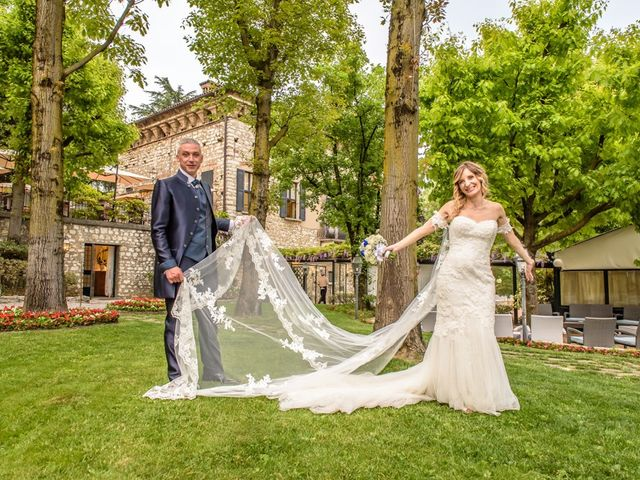 Il matrimonio di Pietro e Silvia a Bione, Brescia 119