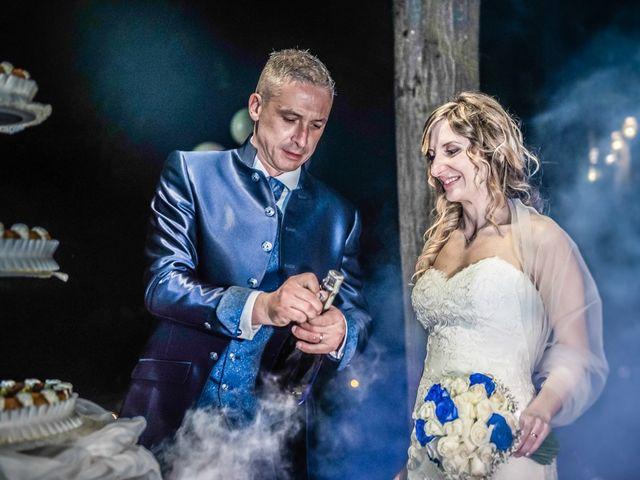 Il matrimonio di Pietro e Silvia a Bione, Brescia 128