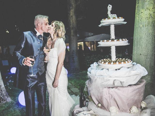 Il matrimonio di Pietro e Silvia a Bione, Brescia 133