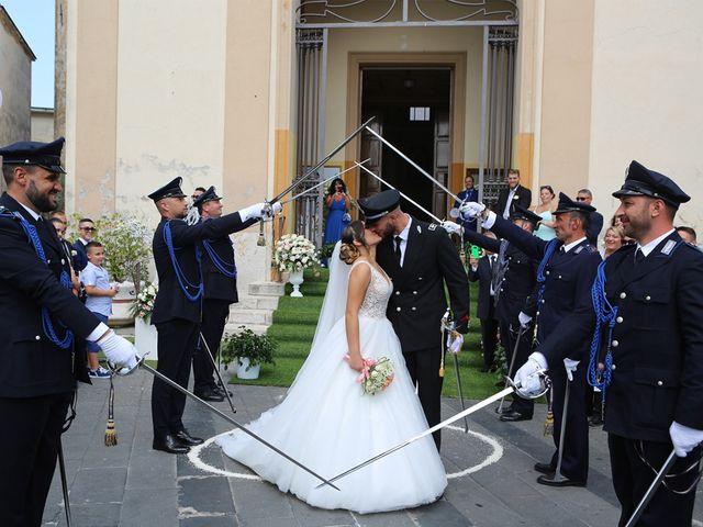 Il matrimonio di Emiliano e Giulia a Mignano Monte Lungo, Caserta 20