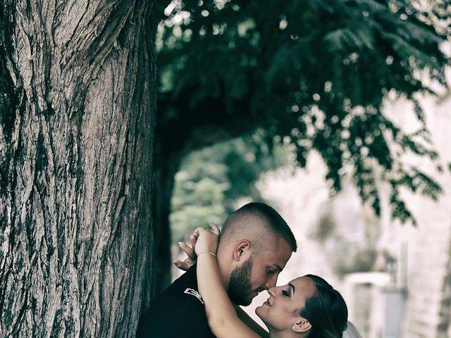 Il matrimonio di Emiliano e Giulia a Mignano Monte Lungo, Caserta 21