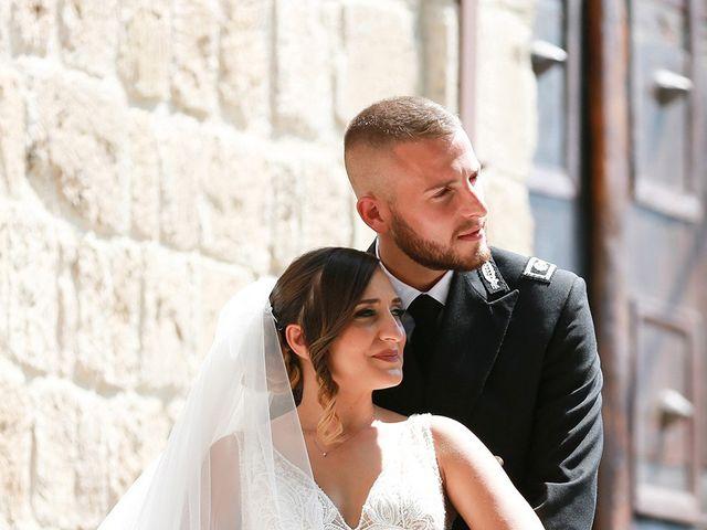 Il matrimonio di Emiliano e Giulia a Mignano Monte Lungo, Caserta 23
