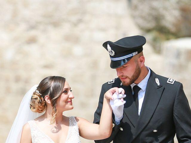 Il matrimonio di Emiliano e Giulia a Mignano Monte Lungo, Caserta 25