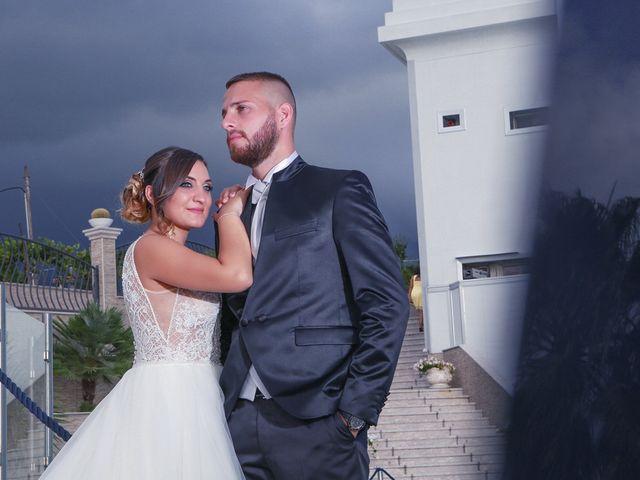 Il matrimonio di Emiliano e Giulia a Mignano Monte Lungo, Caserta 27