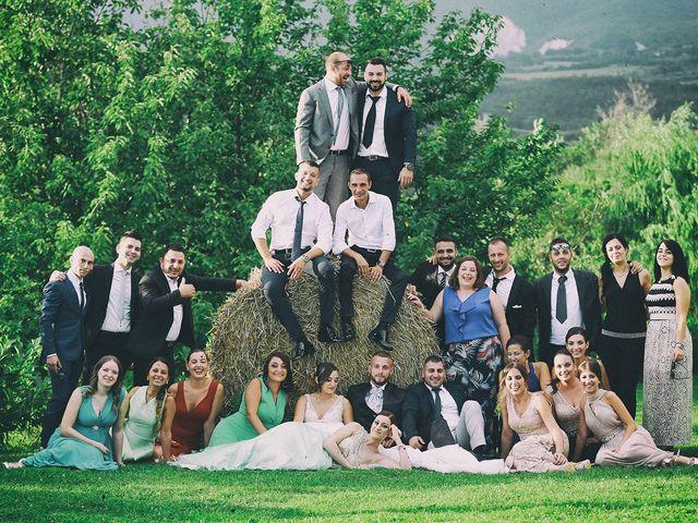 Il matrimonio di Emiliano e Giulia a Mignano Monte Lungo, Caserta 31