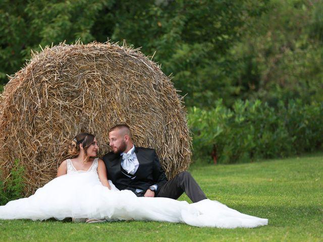 Il matrimonio di Emiliano e Giulia a Mignano Monte Lungo, Caserta 1