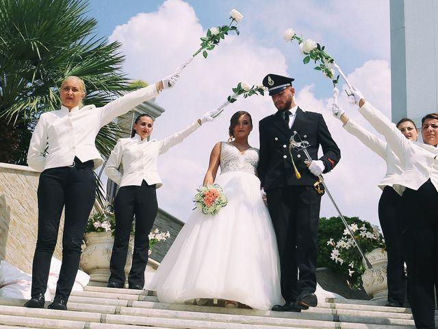 Il matrimonio di Emiliano e Giulia a Mignano Monte Lungo, Caserta 34