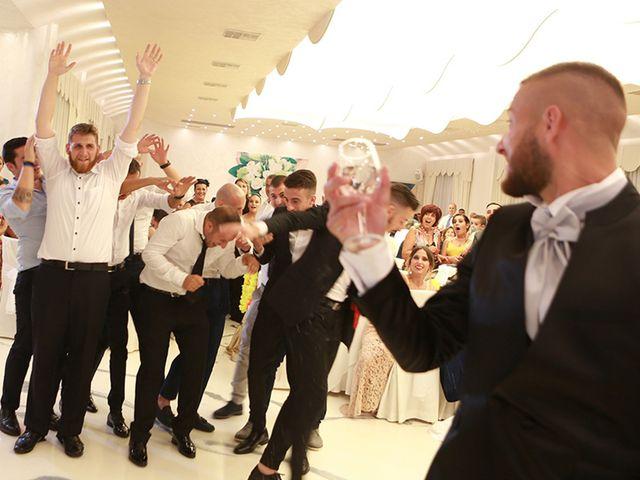 Il matrimonio di Emiliano e Giulia a Mignano Monte Lungo, Caserta 35
