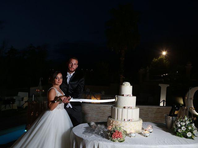 Il matrimonio di Emiliano e Giulia a Mignano Monte Lungo, Caserta 38