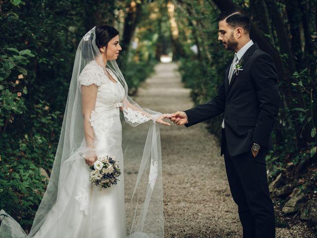 Il matrimonio di Lorenzo e Federica a Sirolo, Ancona 111