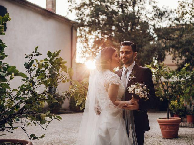 Il matrimonio di Lorenzo e Federica a Sirolo, Ancona 115
