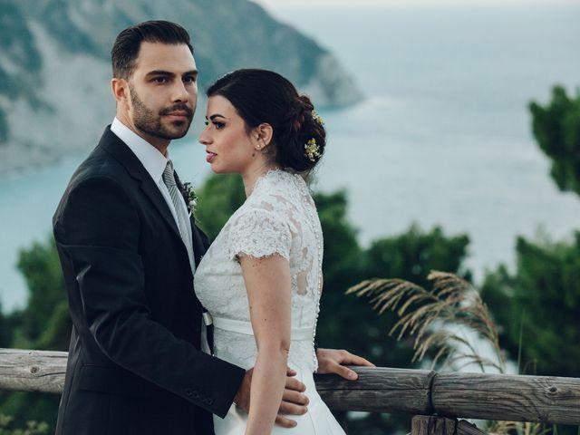 Il matrimonio di Lorenzo e Federica a Sirolo, Ancona 124