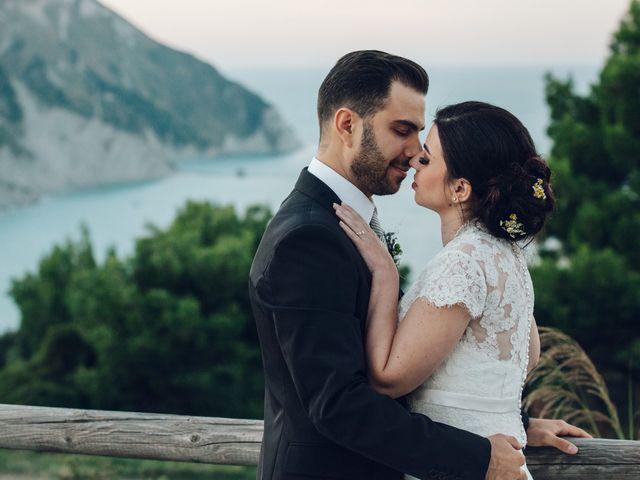Il matrimonio di Lorenzo e Federica a Sirolo, Ancona 125