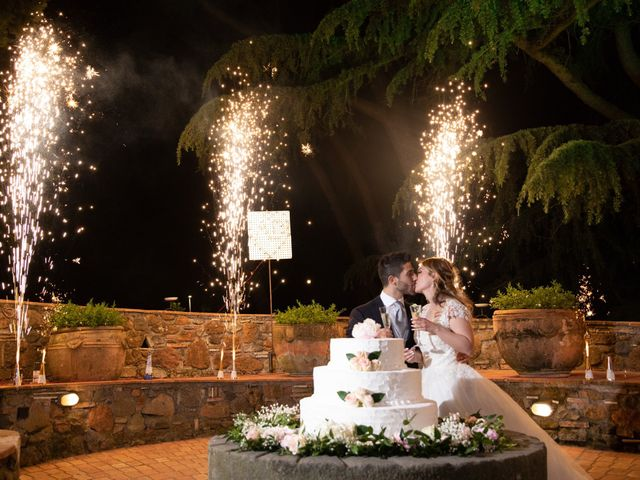 Le nozze di Gerardina e Andrea