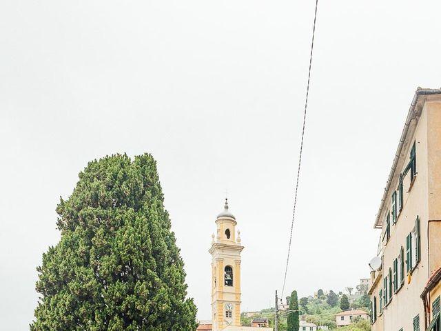 Il matrimonio di Marco e Gaja a Genova, Genova 35