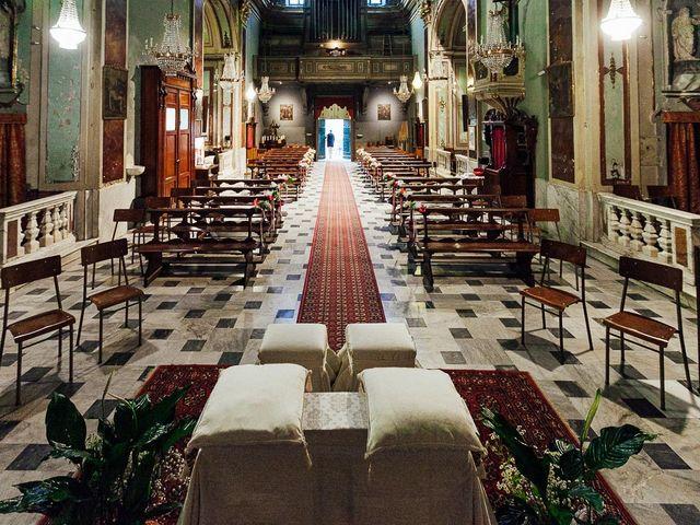 Il matrimonio di Marco e Gaja a Genova, Genova 37