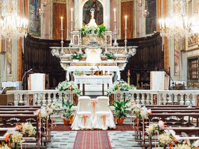 Il matrimonio di Marco e Gaja a Genova, Genova 38