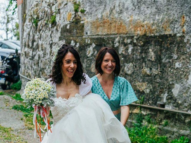 Il matrimonio di Marco e Gaja a Genova, Genova 41