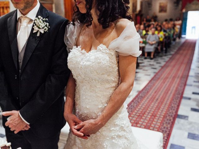 Il matrimonio di Marco e Gaja a Genova, Genova 46