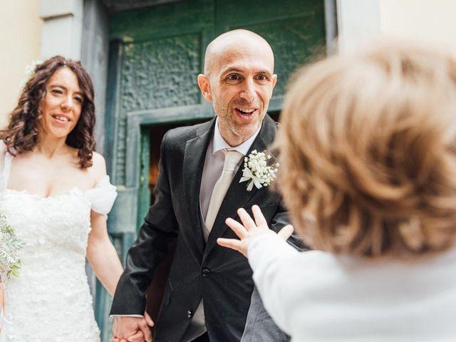 Il matrimonio di Marco e Gaja a Genova, Genova 56