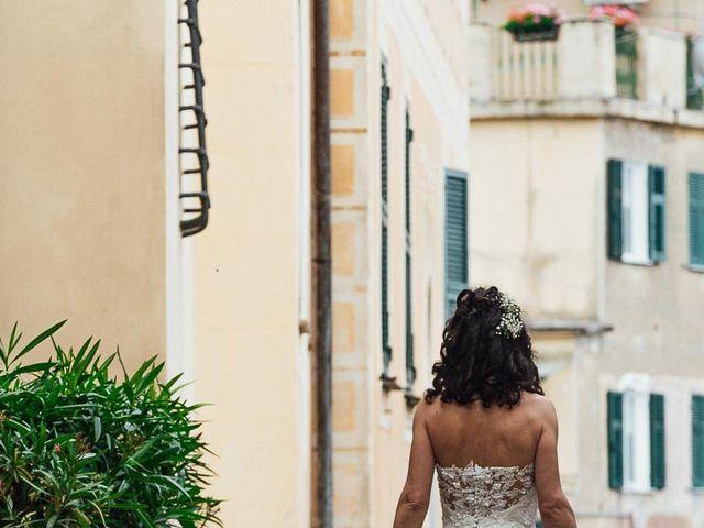 Il matrimonio di Marco e Gaja a Genova, Genova 57