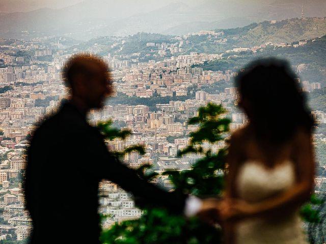 Il matrimonio di Marco e Gaja a Genova, Genova 65