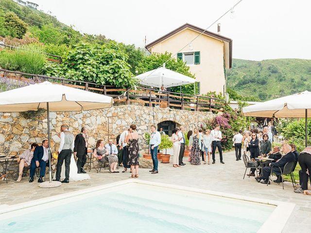 Il matrimonio di Marco e Gaja a Genova, Genova 78