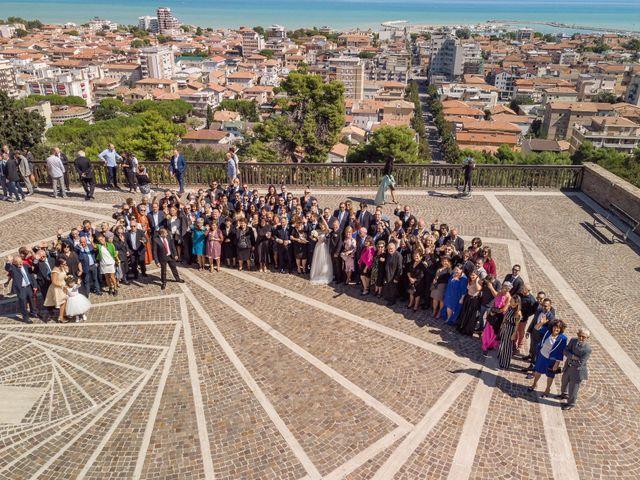 Il matrimonio di Emiliano e Giorgia a Giulianova, Teramo 1