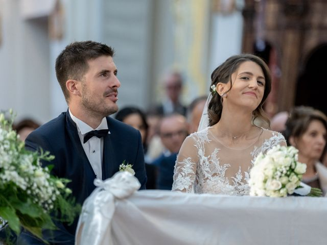 Il matrimonio di Emiliano e Giorgia a Giulianova, Teramo 19
