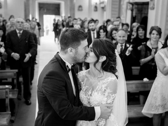 Il matrimonio di Emiliano e Giorgia a Giulianova, Teramo 23