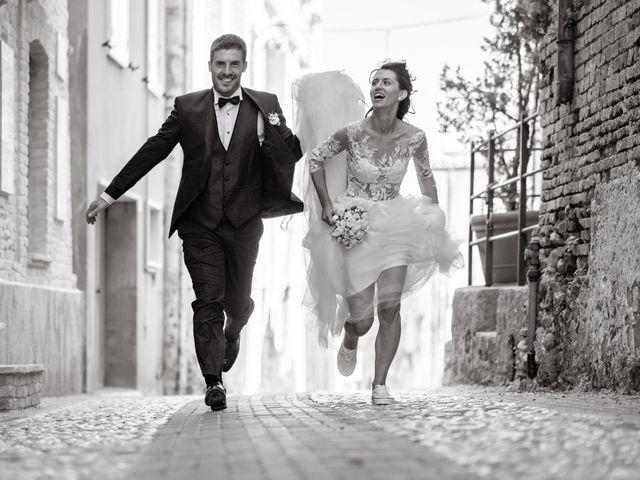 Il matrimonio di Emiliano e Giorgia a Giulianova, Teramo 35