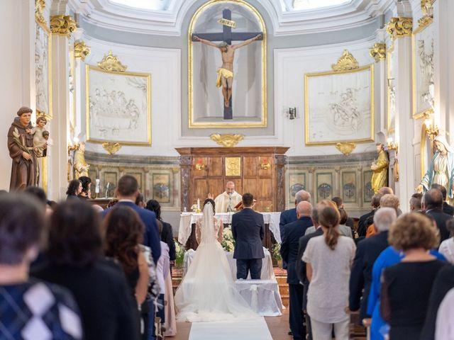 Il matrimonio di Emiliano e Giorgia a Giulianova, Teramo 45