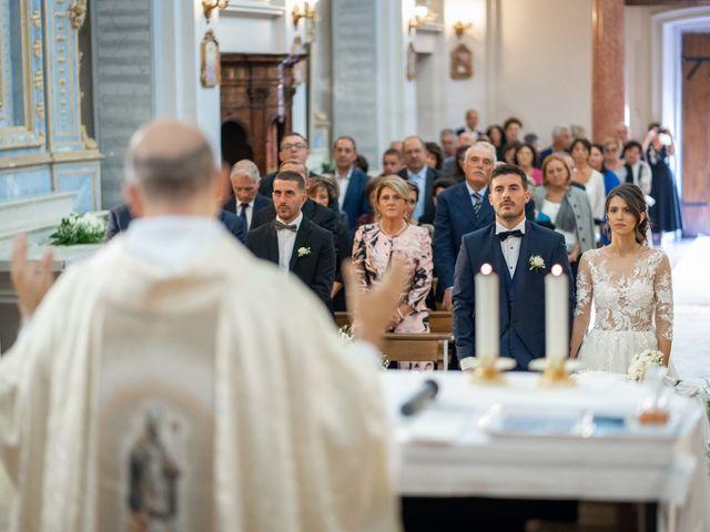 Il matrimonio di Emiliano e Giorgia a Giulianova, Teramo 46