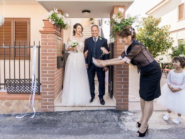 Il matrimonio di Emiliano e Giorgia a Giulianova, Teramo 58