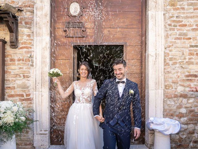 Il matrimonio di Emiliano e Giorgia a Giulianova, Teramo 67