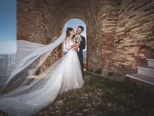 Il matrimonio di Emiliano e Giorgia a Giulianova, Teramo 72