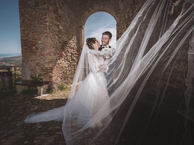 Il matrimonio di Emiliano e Giorgia a Giulianova, Teramo 73