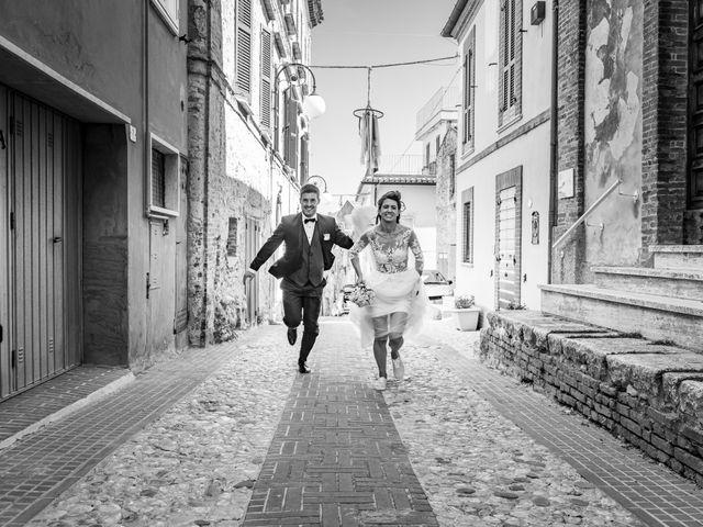 Il matrimonio di Emiliano e Giorgia a Giulianova, Teramo 74