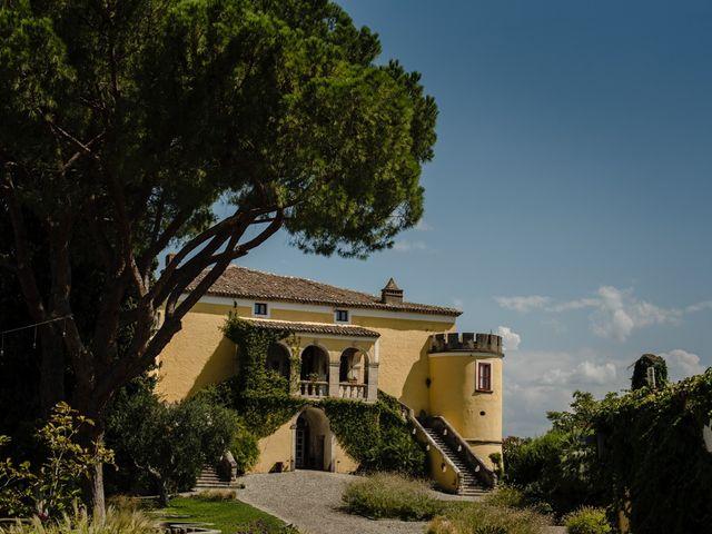 Il matrimonio di Marco e Lorena a Altomonte, Cosenza 1