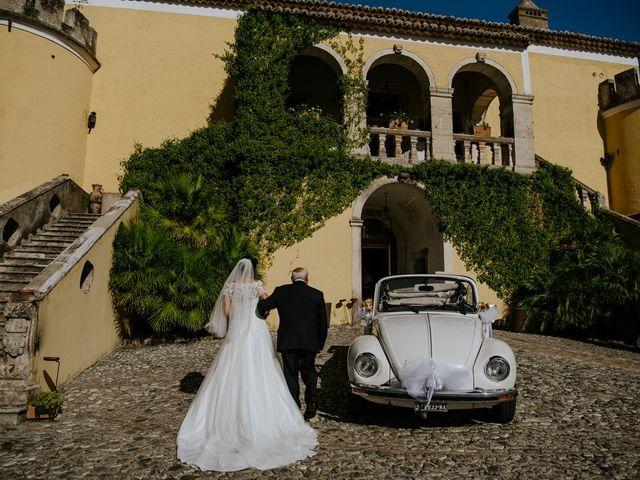 Il matrimonio di Marco e Lorena a Altomonte, Cosenza 28