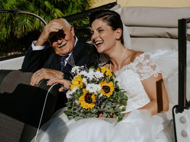 Il matrimonio di Marco e Lorena a Altomonte, Cosenza 29