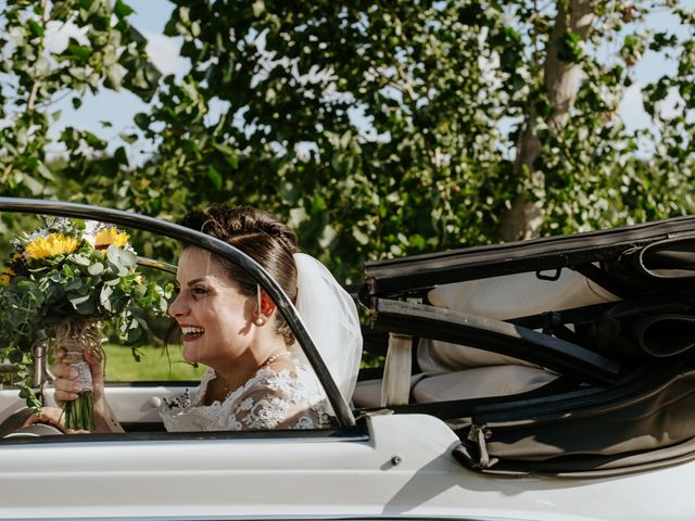Il matrimonio di Marco e Lorena a Altomonte, Cosenza 30