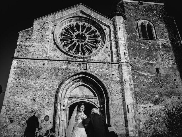 Il matrimonio di Marco e Lorena a Altomonte, Cosenza 32